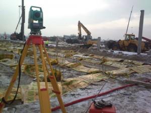 Detalu merisana geodezija Rigas mernieks